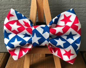 NEW! The American Diamond Dog Bow Tie