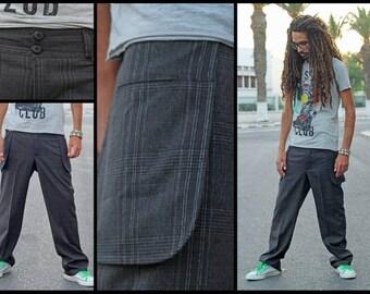 pants baaggy on measurements