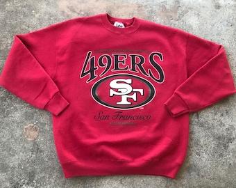 Vintage 90's San Francisco 49ers Crewneck Sweater