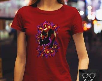 012 -- Never an Option (Alternate) -- Magneto Inspired Shirt -- S-6XL