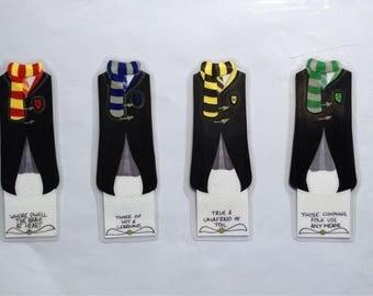 Harry Potter bookmark- Gryffindor