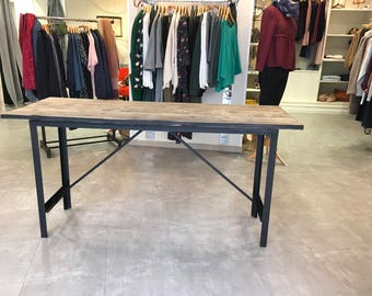 Industrial furniture Table