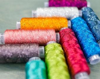 Dazzle™ by Sue Spargo, 1 roll of embroidery thread, cross stitch thread, needle work thread