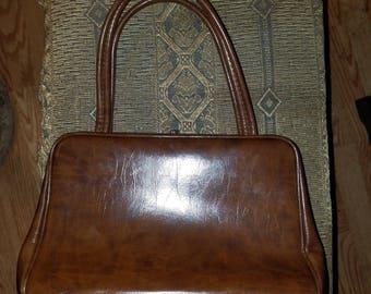 VINTAGE Clutch Hand Bag. Oldie But A GOODIE!!!