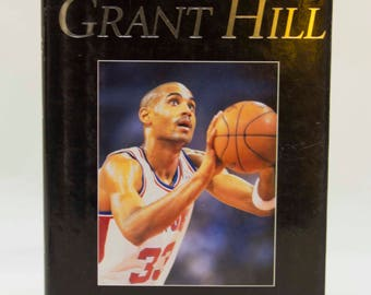 Grant Hill Change the Game by Grant Hill - Hardcover Book
