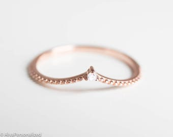 Wedding Bands Women   Womens Wedding Band Rose Gold   Wedding Rings Women    Vintage Wedding