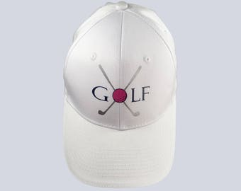 Hat, Golf, Cap
