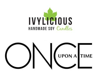 IVYLICIOUS CANDLE BOX - Once Upon A Time