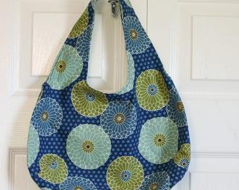 Roomy, Reversible, Machine-washable Tote Bag!
