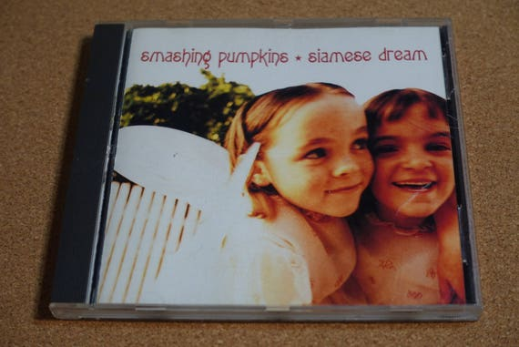 Siamese Dream by Smashing Pumpkins Vintage CD Compact Disc