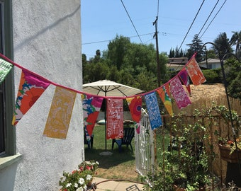 Fiesta Bunting/Banner