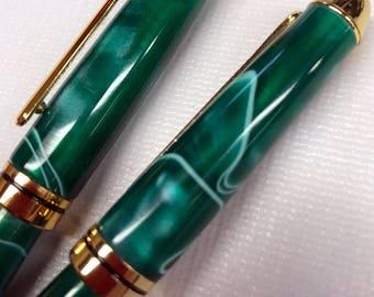 Matching Pen and Pencil Set