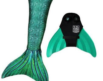 Siren Green Mermaid Tail