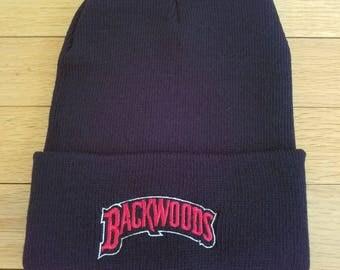 Backwoods Beanie Skull-Cap Hat
