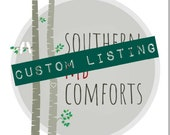 Reserved custom listing for Sammi-Jo H.
