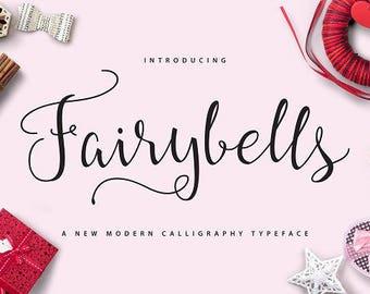 Fairybells Script Font