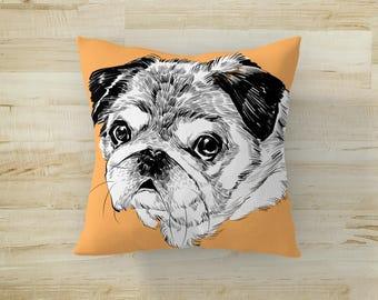 Pet Loss Gift, Dog Loss Gift, Cat Loss Gift, Pet Memorial, Dog Memorial Gifts, Cat Memorial, Pet Remembrance, Pet Pillow, Pet Portrait