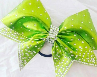 Lime Green & Bling