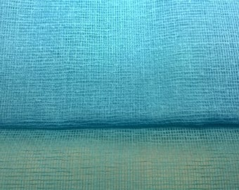 TARLATAN 100% cotton blue width 130cm