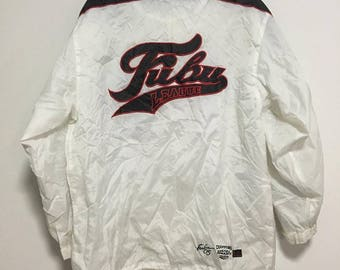 Vintage Fubu Windbreaker Jacket size. L