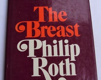 The Breast Philip Roth First Edition
