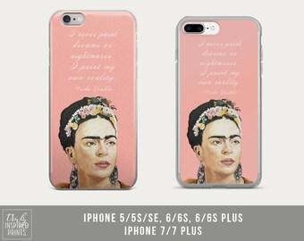 Frida Kahlo iPhone Case - Frida Kahlo - Frida Phone Case - Original Frida Print - Frida Art - Frida Kahlo Art - Frida Phone Case - iPhone