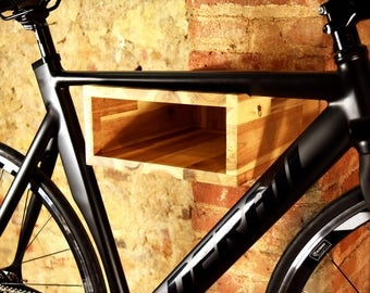 bicycle stand bike holder bicycle rack wooden bike. Black Bedroom Furniture Sets. Home Design Ideas