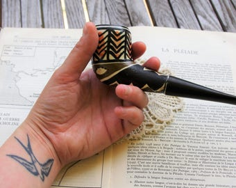 Old Mexican pipe - Vintage