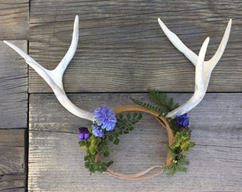 Artemis Antler Headband for Festivals and Costume