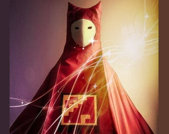 Journey Artbook Cosplay Costume