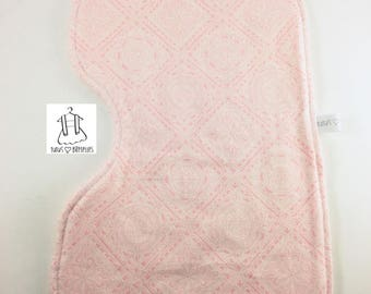 Towel shoulder - lace