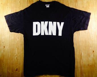 Vintage DKNY Jeans Donna Karan New York Shirt