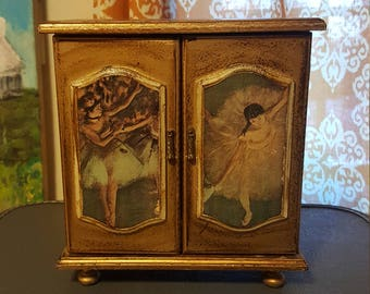 Vintage Kellerman jewel case.
