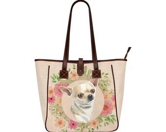 Chihuahua Dog Classic Tote Bag