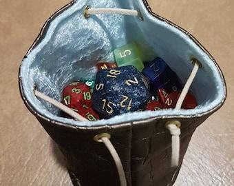 Dice Bag - Holds 10 sets