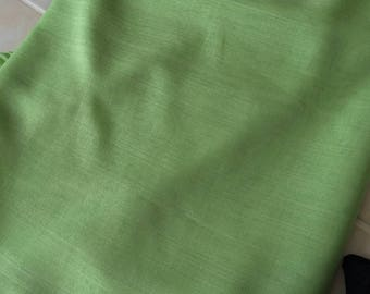 Sheer 300 polyester imitation very nice linen outfit: