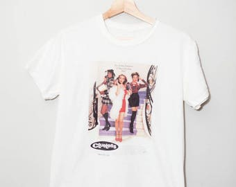 Vintage 1990's Clueless Movie Shirt   Size Medium