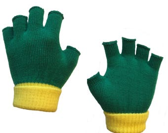 Pokemon Go Trainer Costume - Ash Ketchum Gloves - For Kids and Teens - Ages 5-14