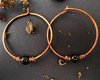 DAAKIDIUS : Copper Ear Weights