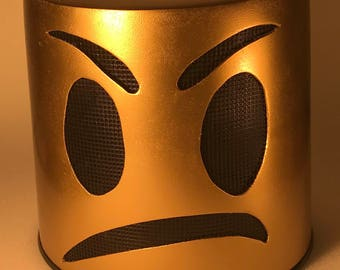 Angry Face Magnum Edition Helmet