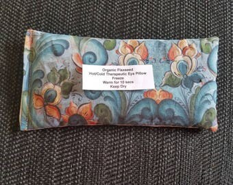 Ready to Ship - Organic Flaxseed Eye Pillow