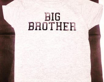 Big brother/big sister shirt