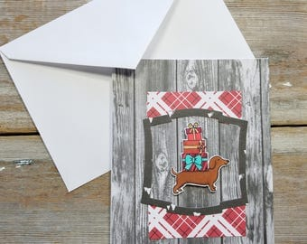Naughty Holiday Card - Adult Holiday Cards - Naughty Christmas Card - Adult Christmas Card - Naughty Greeting Cards - Holiday Cards Funny