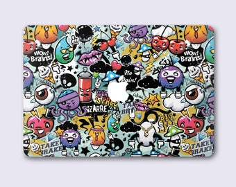 Sticker Macbook Pro Hard Case Macbook Air 13 Hard Case Bombing Macbook Air 11 Case Macbook Air Case Pro Retina 15 Cover Macbook Air 12 028