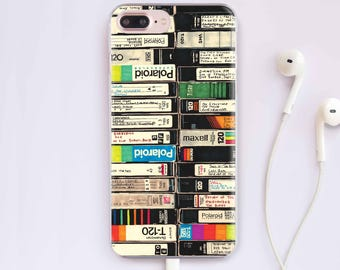 Retro Phone iPhone 6 Case iPhone 7 Case iPhone 6 Plus Samsung Galaxy S8 iPhone 8 Plus Case iPhone 5S Cover Samsung S7 Case iPhone SE CC1246