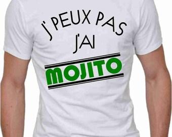 """T-shirt """"can not morito I"""""""
