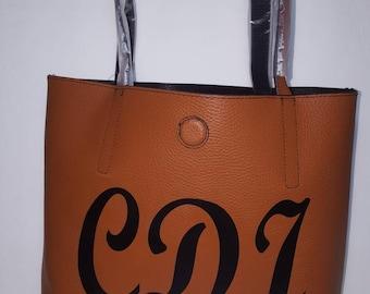 Personalized Purse/Tote or Canvas Briefcase