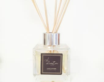 J'Adore Rose - 100% Handmade Luxury Reed Diffuser- Luxury Home Gift - luxury home fragrance - Gift Boxed -Jo Malone Inspired