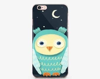 Cute Owl Phone Case iPhone 6s Case iPhone Phone 6s Plus case SE iPhone Case Phone 5c Case Phone SE Case iPhone Cover 6s Plus Phone Case c047