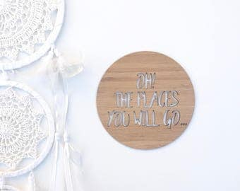 Bamboo Wall Plaque